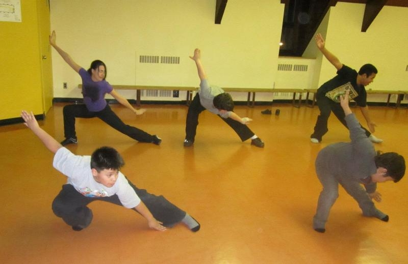 Atelier de Kung Fu