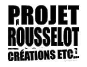Projet Rousselot